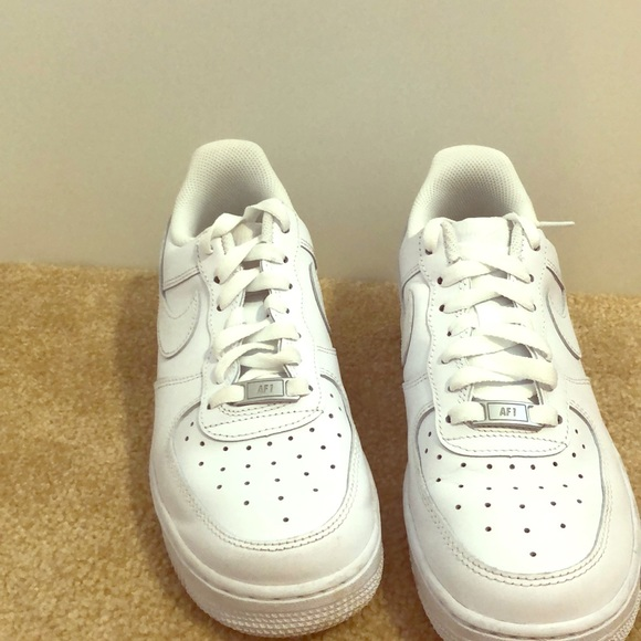 Women's Nike Air Force 1s Size 8